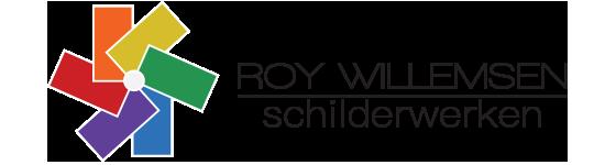 Roy Willemsen Schilderwerken – Binnen en buiten schilder Logo